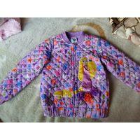 Куртка Disney 5-6 лет