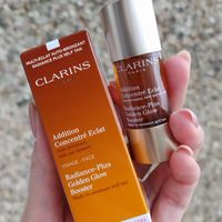 Clarins Radiance-Plus Golden Glow Booster Face 15 ml