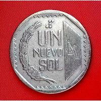 35-07 Перу, 1 соль 1994 г.