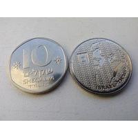 Израиль 10 шекелей 1984, Теодор Герцль