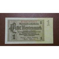Германия / 1 rentenmark / 1937 год / Ro-166 (b)
