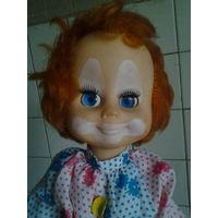 Кукла. Клоун. СССР.