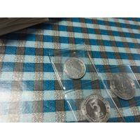 Набор мелких монет 1,5,10 чон Северной Кореи 1959 года (3 штуки) 31